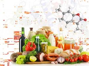 Die typische Duftnote von Lebensmitteln wird von wenigen Schlüsselaromen kodiert. © A. Dunkel, Ch. Sturz / TUM