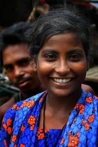 Ein Lächeln schafft Vertrauen. © Steve Evans. https://creativecommons.org/licenses/by/2.0/deed.en