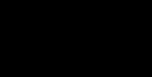 Isopren, ein einfaches Terpen. © public domain.