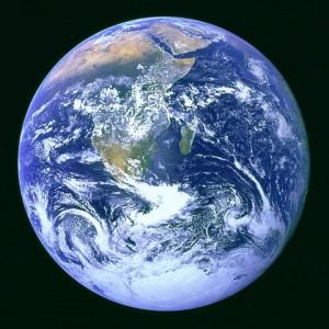 Schaffen wir es rechtzeitg, das Klima unseres blauen Planeten zu stabilisieren? © NASA.