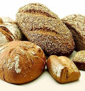 ...aber auch Getreide und dessen Produkte, wie Brot und Backwaren enthalten viele Ballaststoffe. © Klaus Höpfner. CC BY-SA 3.0