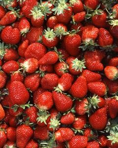 Erdbeeren. © gemeinfrei.