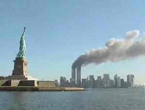 Anschläge des 11. September 2001. © gemeinfrei.