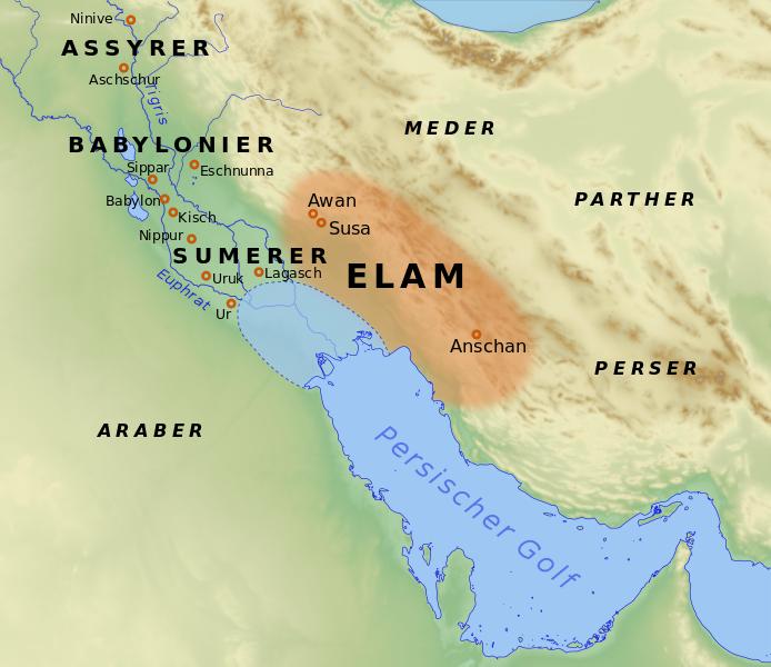 Babylon Karte.Warum Der Legendäre Perserkönig Kyros Der Große So Eine Gute Presse